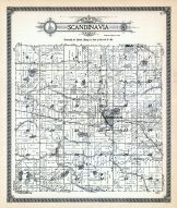 Scandinavia Township, Waupaca County 1923